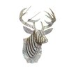 Cardboard Safari Bucky Deer Bust London Wall Décor
