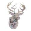 Cardboard Safari Bucky Deer Bust New York City Wall Décor