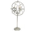 "Pangea Home Hera 34"" Table Lamp with Round Shade"