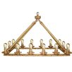 Pangea Home Eleanor 14 Light Candle Chandelier