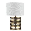 """Pangea Home Janet 24"""" H Table Lamp with Drum Shade"""