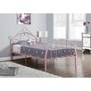 Monarch Specialties Inc. Twin Wrought Iron Bed