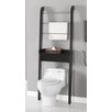 "Monarch Specialties Inc. 25"" W x 70"" H Bathroom Shelf"