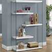 "Monarch Specialties Inc. 60"" Accent Shelves"
