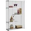 "Monarch Specialties Inc. 60"" Accent Shelves"