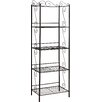 "Monarch Specialties Inc. 70"" Etagere Bookcase"