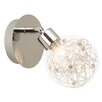 Brilliant Joya LED Wall Spotlight