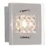 Brilliant Martino 1 Light Semi Flush Mount