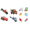 Disney 10 Piece Cars Racing Foam Elements Wall Sticker Set
