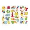 Disney Wandtattoo Winnie the Pooh Alphabet