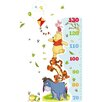 Disney Wandtattoo Winnie the Pooh Growth Chart