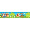 Disney Pooh Picnic 5m L x 10.6cm W Border Wallpaper