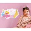 Disney Princess Foam Wall Sticker