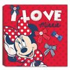 Disney Minnie Mouse Graphic Art