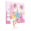Disney Princess Magnetic Graphic Art Wrapped on Canvas