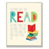 Stupell Industries The Kids Room Read Typography by Ellen Crimi-Trent Graphic Art Plaque