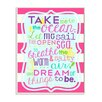 Stupell Industries The Kids Room Girl's Take Me to the Ocean Wall Plaque