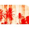 Parvez Taj Dende Coast - Art Print on Premium Wrapped Canvas