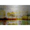 Parvez Taj Orr Lake - Art Print on Brushed Aluminum