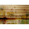 Parvez Taj Orr Lake - Art Print on Natural Pine Wood