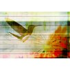 Parvez Taj Spring Hill - Art Print on White Pine Wood