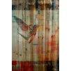 Parvez Taj Access Subconscious - Art Print on Natural Pine Wood