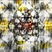 Parvez Taj Floral Kaleidoscope Painting Print on Wrapped Canvas