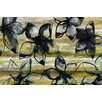 Parvez Taj Flowers in Bloom Painting Print on Wrapped Canvas