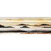 """Parvez Taj Landscape & Nature """"Rolling Hills"""" Painting Print"""