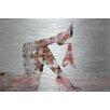 """Parvez Taj """"Red Panties"""" Painting Print"""