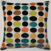 Creative Home Tiddleywinks Navy Throw Pillow