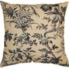 Creative Home Clara Woodrose Cotton Throw Pillow