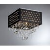 Warehouse of Tiffany Yuko 1 Light Crystal Chandelier