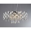 Warehouse of Tiffany Persephone 10 Light Crystal Chandelier