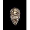 Warehouse of Tiffany Orai 5 Light Crystal Chandelier