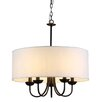 Warehouse of Tiffany Gwenevere 5 Light Drum Chandelier