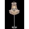 "Warehouse of Tiffany Thaleah 8 Light Crystal 62"" Floor Lamp"