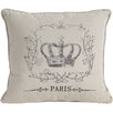 A&B Home Group, Inc Cotton Throw Pillow (Set of 2)