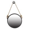 A&B Home Group, Inc Round Hanging Wall Mirror