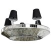 A&B Home Group, Inc 5 Light Chandelier