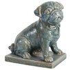 A&B Home Group, Inc Sitting Dog Figurine