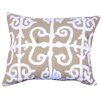 A&B Home Group, Inc Embroidered Lumbar Pillow