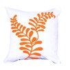 A&B Home Group, Inc Embroidered Cotton Throw Pillow (Set of 2)