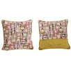 A&B Home Throw Pillow (Set of 2)