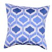 A&B Home Embroidered Throw Pillow