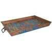 A&B Home Group, Inc Reclaimed Wooden Tray with Handle