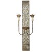 A&B Home 2 Light Wall Sconce