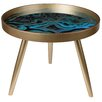 A&B Home Livonia End Table