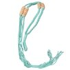 Decorative Porch Rope - Color: Blue - A&B Home Garden Statues and Outdoor Accents