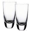 Villeroy & Boch American Bar Straight Bourbon Highball Glasses (Set of 2)